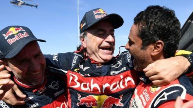 Carlos Sainz es galardonado con el premio Princesa de Asturias