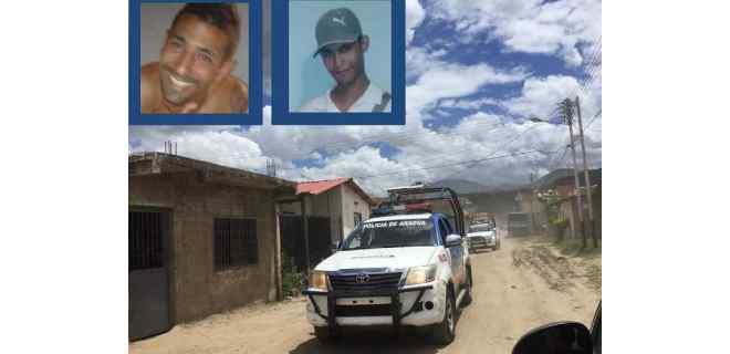 Dos muertos tras tiroteo en Mariño