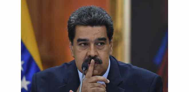 """Maduro acusa a Elliott Abrams de dirigir una """"campaña mediática"""" contra Venezuela"""