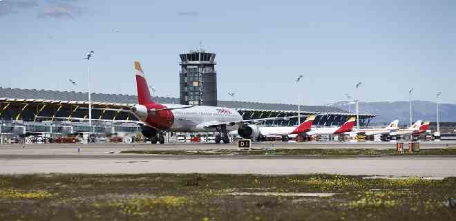 Aerolíneas estiman que tráfico aéreo demorará hasta 2024 para volver a nivel normal