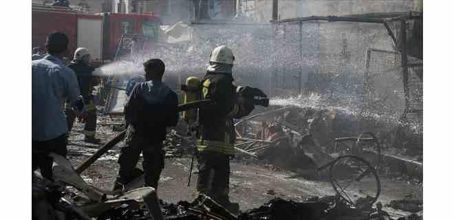 Al menos ocho muertos por una motocicleta bomba en el norte de Siria