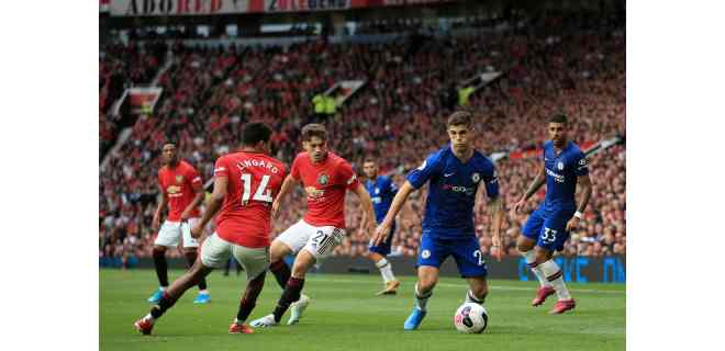 Chelsea y United, a Champions; Leicester y Tottenham a la Europa League