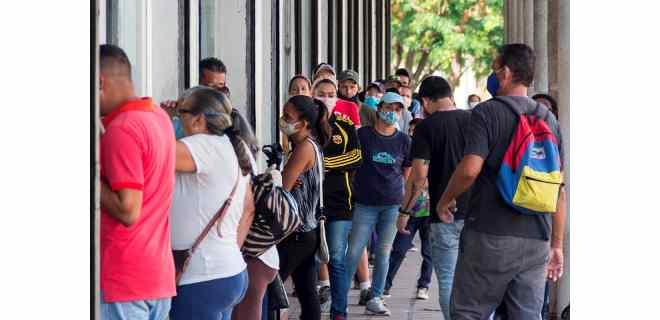 Venezuela reporta 534 casos nuevos por Covid-19 y eleva la cifra a 15.463