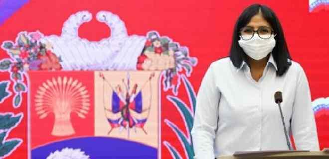 Delcy Rodríguez: Venezuela suma un total de 17.158 casos de COVID-19