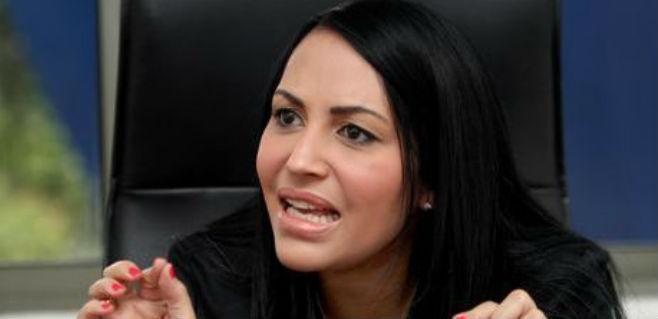 Diputada Solórzano asegura que temen por la vida de Renzo Prieto