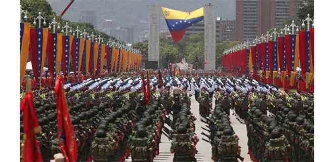 Infobae: Maduro planea destituir a un grupo de altos oficiales afectos a Diosdado Cabello