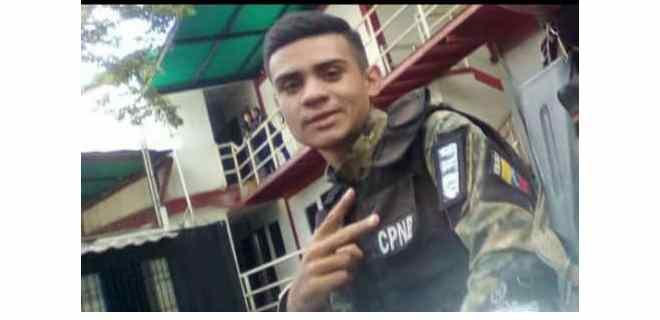 Asesinan a funcionario de las FAES en Petare