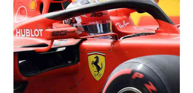 Ferrari reestructuró el departamento técnico de su equipo de F1