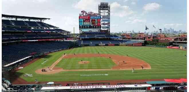 Los Filis de Filadelfia cerraron sus instalaciones indefinidamente