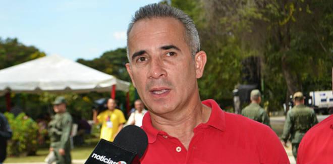"""Bernal anunció que 7 venezolanos irán a la Cárcel El Dorado por """"trocheros"""""""