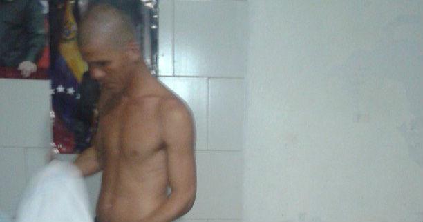 Pasa hambre y no le dan ni agua: así tiene preso el régimen a Gilber Caro