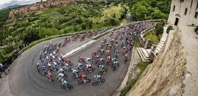 Giro de Italia presenta el recorrido definitivo de 2020