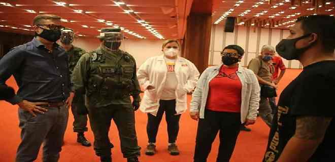 Habilitan 200 camas en el Hotel Alba Caracas para atender casos de Covid-19