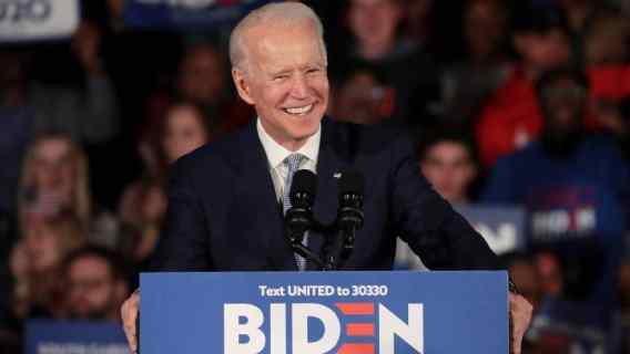 Biden lidera sondeos en EEUU a menos de cuatro meses de las elecciones