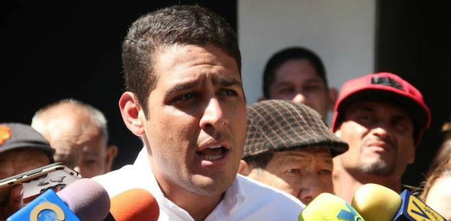 José Manuel Olivares: El 62% de las terapias intensivas están ocupadas