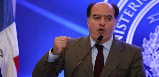 Julio Borges: Actualmente las reservas internacionales de Cuba son mayores a las de Venezuela