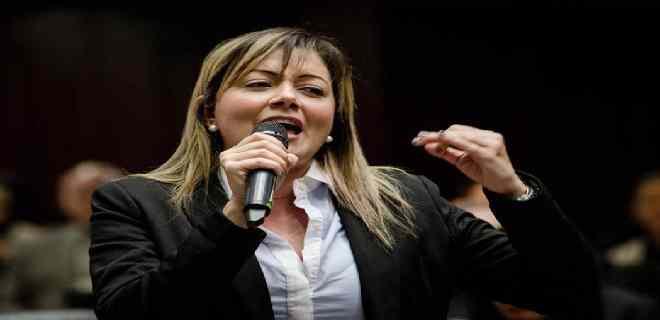 """Liz Jaramillo: """"Venezuela está entre los primeros países de la región víctimas de trata de personas"""""""