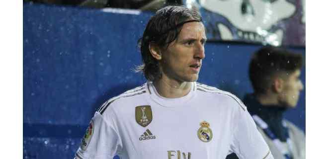 Modric espera jugar más años y terminar su carrera en el Real Madrid