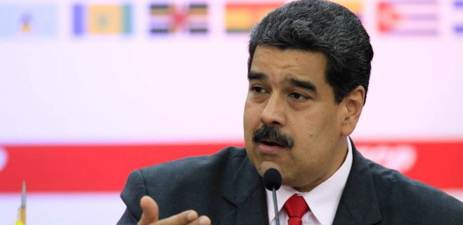 Delegación de Noruega se reunió con el régimen, dice Maduro