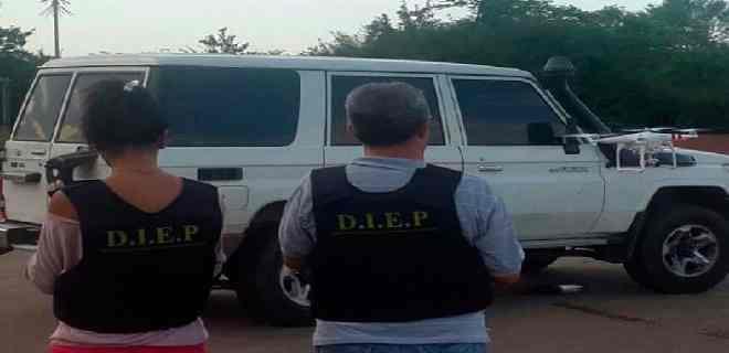 Dos neutralizados por la DIEP en Valencia y Guacara