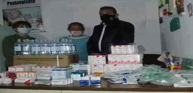 Gobierno regional garantiza asistencia en salud a la población de La Toma