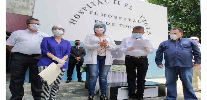 Hospital II El Vigía llevará el epónimo del Dr. Adán Muñoz Callejas