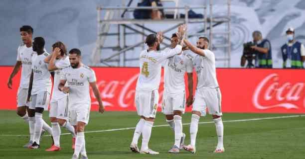 El Real Madrid derrotó al Villarreal y es campeón de La Liga Santander