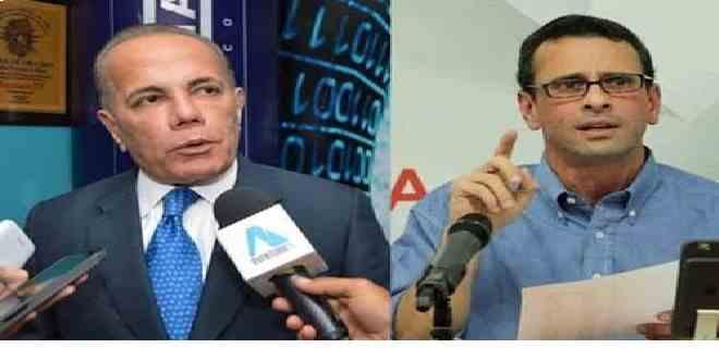 Diputado opositor aseguró que Henrique Capriles y Manuel Rosales negocian ir a las parlamentarias