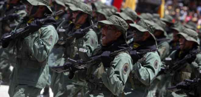 ABC: El epicentro del coronavirus se extiende en los cuarteles venezolanos