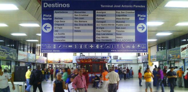 Proponen terminales pilotos para permitir movilidad entre estados