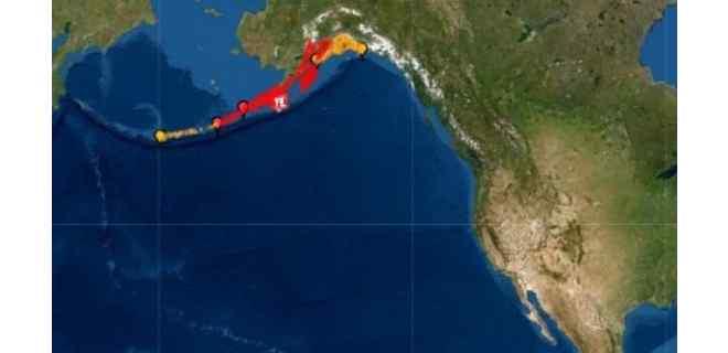 Alerta tsunami | Terremoto de 7,8 sacudió Alaska