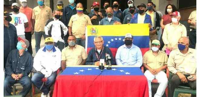 """Trabajadores de Guayana: """"Nos están matando de hambre"""""""