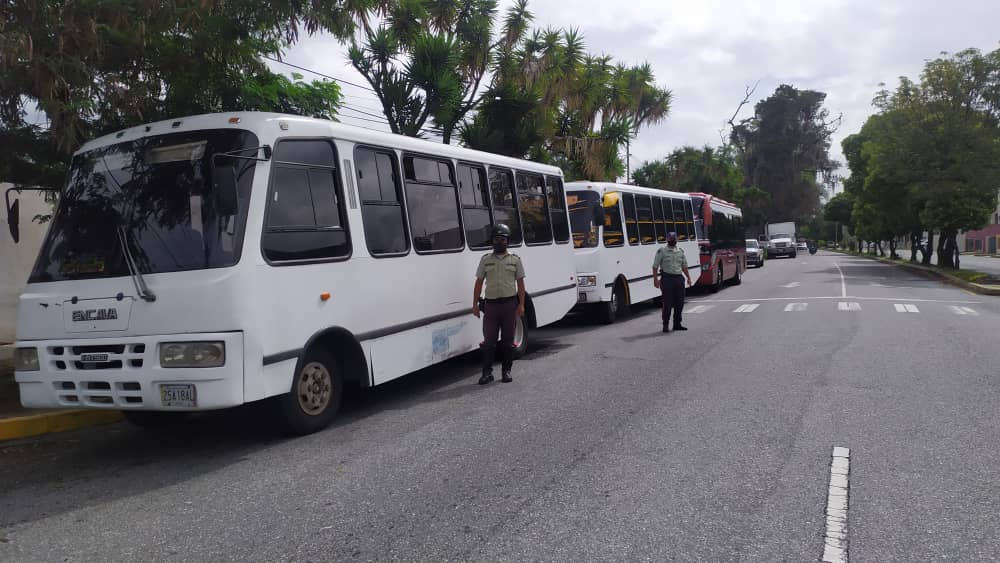 """Jehyson Guzmán: """"No permitiremos que los transportistas hagan lo que les dé la gana"""""""