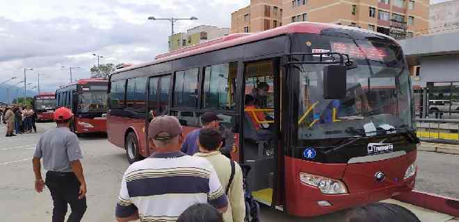 Edward Rojas: Plan de contingencia de Trolebús Mérida alcanzó más de 50 horas de operaciones
