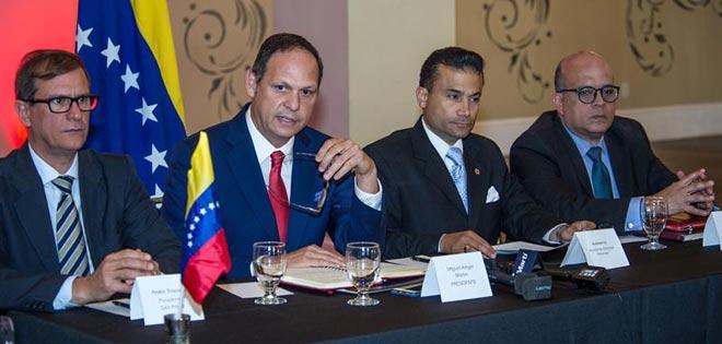TSJ en el exilio advirtió a Cabo Verde que Maduro fue condenado por recibir sobornos de Odebrecht