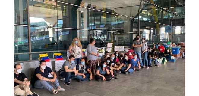 Régimen sigue sin autorizar vuelo humanitario a España