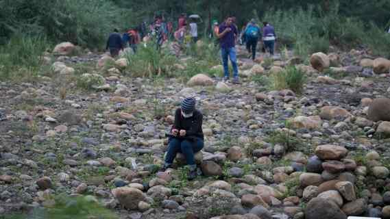 Maduro: El gobierno colombiano abrió las trochas para infectar a toda Venezuela
