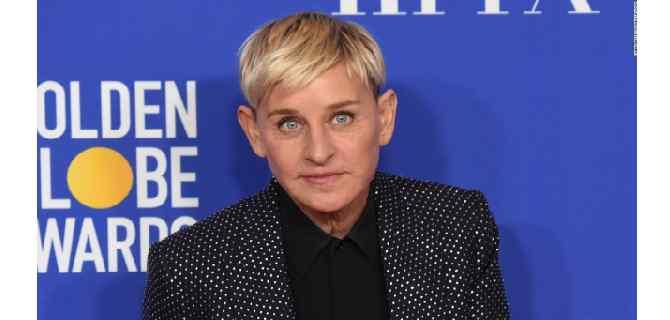 Ellen DeGeneres se disculpa con su personal tras denuncias de que existe un ambiente tóxico en el programa
