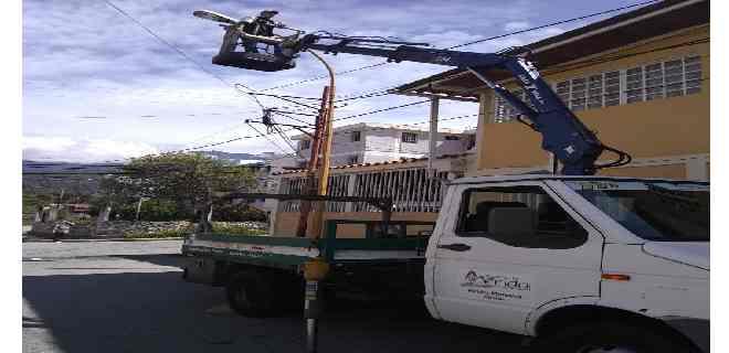Mérida será la ciudad más iluminada de Venezuela
