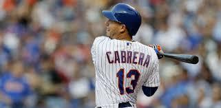 Asdrúbal Cabrera hace historia ante los Mets de Nueva York