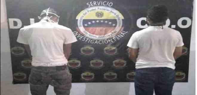 Desmantelan en Caracas banda dedicada al trafico de personas