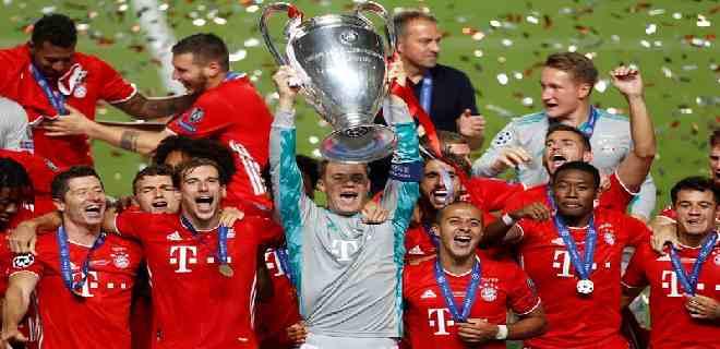 El Bayern Múnich se lleva invicto la Champions League