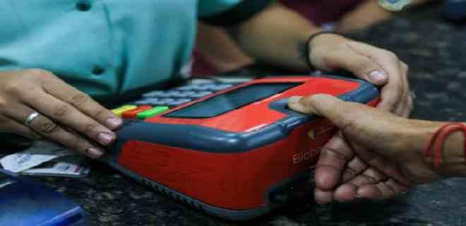 Banca privada se suma a la implementación del sistema biométrico como medio de pago