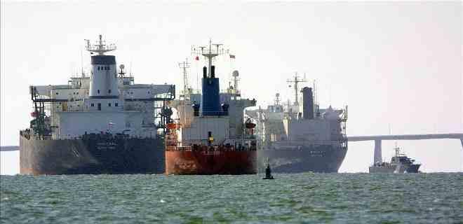 WSJ: EEUU confiscó 4 tanqueros iraníes que transportaban gasolina a suelo venezolano