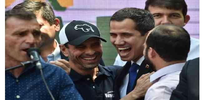 Guaidó se reunirá con Capriles tras desacuerdo en crear un pacto unitario