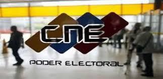 CNE extendió por segunda por vez lapso de postulaciones para el 6-D