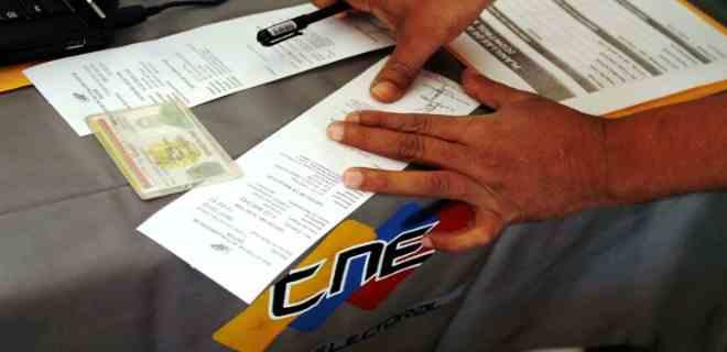 Frente Amplio pide al CNE que juegue limpio en las Parlamentarias del 6-D