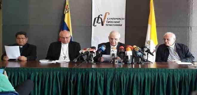 La Conferencia Episcopal Venezolana llama a participar en elecciones