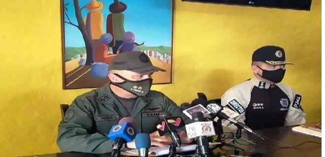 General Ferrer Sandrea aseguró que cifra de presos contagiados es mínima