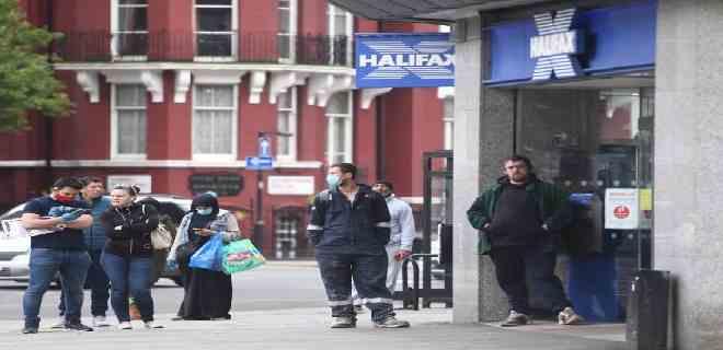 Reino Unido vive la peor recesión desde 1955